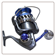 Cannon's DJR 6500 Spinning Reel
