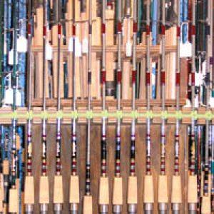 XLH70 Series Custom Made Fishing Rods