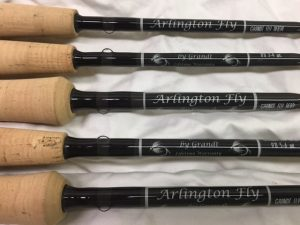 Arlington Way Fly Fishing Rods