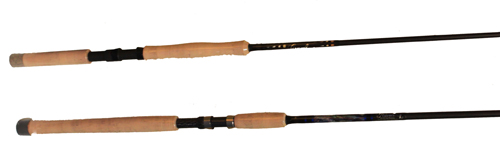 Heavy composite casting rod from Signaturefishingrods.com